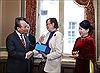 Thủ tướng Nguyễn Xuân Phúc gặp mặt các nhà ngoại giao, chuyên gia Thụy Điển