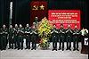 Bộ trưởng Ngô Xuân Lịch thăm, chúc mừng các cơ quan báo chí Quân đội
