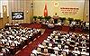 Khai mạc Kỳ họp thứ chín, Hội đồng nhân dân Thành phố Hà Nội khóa XV