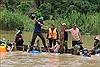 Tập trung mọi nguồn lực, xử lý sự cố vỡ đê bao Quảng Điền ở Đắk Lắk