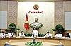 Thủ tướng Nguyễn Xuân Phúc chủ trì Phiên họp Chính phủ thường kỳ tháng 9
