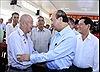 Thủ tướng Nguyễn Xuân Phúc thăm và làm việc tại Trà Vinh