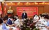 Bí thư Thành ủy Hà Nội: Nâng cao trách nhiệm người đứng đầu trong phòng, chống dịch COVID-19