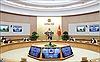 Thủ tướng chủ trì họp Thường trực Chính phủ bàn biện pháp ứng phó dịch COVID-19