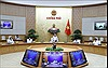 Thủ tướng chủ trì họp Thường trực Chính phủ đánh giá phòng, chống dịch COVID-19