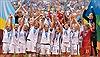 Cúp bóng đá nữ thế giới sẵn sàng đạt đến đỉnh cao mới