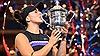 Andreescu vượt qua Serena Williams, lần đầu tiên vô địch Mỹ mở rộng