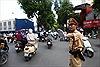 Phân luồng giao thông phục vụ Lễ tang 3 liệt sĩ hy sinh tại xã Đồng Tâm