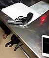 Nghi phạm cướp ngân hàng gần 1 tỷ đồng: Uống thuốc diệt cỏ tự tử