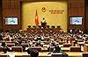 Thông cáo về khai mạc Kỳ họp thứ 8, Quốc hội khóa XIV