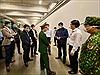 Kiểm tra công tác phòng, chống dịch COVID-19 tại Sân bay Nội Bài