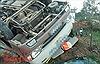 Hai vụ tai nạn liên tiếp trên đèo Phú Hiệp làm nhiều người bị thương