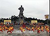 Dâng hương kỷ niệm 230 năm ngày Nguyễn Huệ lên ngôi Hoàng đế