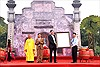 Mộc bản kinh Phật chùa Bổ Đà trở thành bảo vật quốc gia