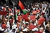 Hàng nghìn người Palestine biểu tình phản đối kế hoạch hòa bình Trung Đông của Mỹ