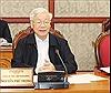 Bộ Chính trị cho ý kiến về sửa đổi, bổ sung chức năng, nhiệm vụ của Ban Chỉ đạo Trung ương về phòng, chống tham nhũng