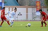 Đội tuyển bóng đá nữ Việt Nam đối đầu chủ nhà Philippines ở bán kết SEA Games 30