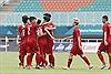 Trực tiếp Olympic Việt Nam - Olympic UAE: U23 Việt Nam đã không thể mang về tấm HCĐ