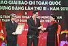 Thông tấn xã Việt Nam giành 4 giải 'Búa liềm vàng' năm 2018
