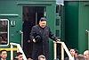Nhà lãnh đạo Triều Tiên Kim Jong-un vui mừng khi đặt chân tới đất Nga, để ngỏ khả năng thăm Nga lần nữa
