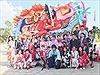Cộng đồng cosplay 'phát cuồng'với điểm sống ảo mới ở Hà Nội