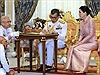 Xem lễ sắc phong tân Hoàng hậu của Nhà vua Thái Lan