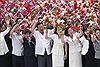Tình cảm nồng ấm người dân Triều Tiên dành cho Chủ tịch Trung Quốc