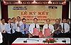 Thông tấn xã Việt Nam và tỉnh Thừa Thiên - Huế ký thỏa thuận hợp tác truyền thông