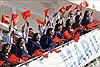 Đón tàu Thanh niên Đông Nam Á và Nhật Bản đến Việt Nam