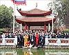 Tổng Bí thư, Chủ tịch nước Nguyễn Phú Trọng và Phu nhân thả cá chép tiễn ông Công ông Táo