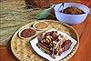 Thịt heo gác bếp - món ăn không thể thiếu của người Jrai trong ngày Tết