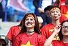 Asian cup 2019: Cổ động viên mong chờ chiến thắng bất ngờ của đội tuyển Việt Nam 