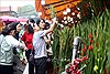 Hà Nội nhộn nhịp chợ hoa, cây cảnh những ngày cận Tết