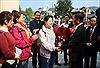 Cửa khẩu quốc tế Lào Cai nhộn nhịp trong ngày đầu năm mới