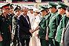 Thủ tướng Chính phủ Nguyễn Xuân Phúcchúc Tết lực lượng vũ trang và nhân dân TP Đà Nẵng