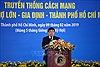 Họp mặt truyền thống cách mạng Sài Gòn-Chợ Lớn- Gia Định -TP Hồ Chí Minh