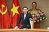 Phó Thủ tướng Vương Đình Huệ: 'Gác chặt' nguồn tăng thu để cải cách tiền lương