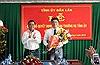Đồng chí Từ Thái Giang làm Bí thư Thành ủy Buôn Ma Thuột