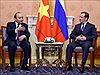 Thủ tướng Nguyễn Xuân Phúc hội đàm với Thủ tướng Liên bang Nga