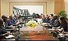 Phó Thủ tướng Vũ Đức Đam tiếp đoàn cán bộ cấp cao Chính phủ Bờ Biển Ngà