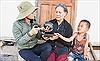 Vực dậy nghề gốm của người Bahnar ở Kon Tum