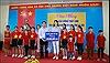 Hoa hậu Lương Thùy Linh tham gia nhiều hoạt động xã hội tại Cao Bằng