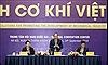 Thủ tướng Nguyễn Xuân Phúc chủ trì Hội nghị thúc đẩy phát triển ngành cơ khí Việt Nam