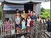Hỏa hoạn thiêu rụi một căn nhà, 7 đứa trẻ may mắn thoát nạn