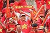 Vòng loại World Cup 2022: CĐV TP Hồ Chí Minh sẵn sàng 'tiếp lửa' cho Đội tuyển Việt Nam