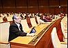 Quốc hội thông qua Nghị quyết về Báo cáo nghiên cứu khả thi Dự án đầu tư xây dựng Cảng hàng không quốc tế Long Thành giai đoạn 1