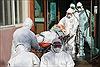 Thêm hàng trăm ca nhiễm SARS-CoV-2 mới tại Hàn Quốc, nâng tổng số người mắc lên 1.595