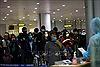 Sân bay Nội Bài thắt chặt kiểm soát y tế đối với khách nhập cảnh