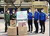 Tuổi trẻ Đà Nẵng chung tay cùng cộng đồng chống dịch COVID-19