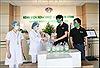 Hơn 10.000 ly nước yêu thương tiếp sức cho tuyến đầu chống dịch